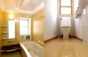 浴室・洗面室などの水周り